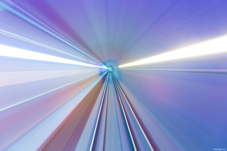 Warp Speed by Michael Salisbury on 500px.com