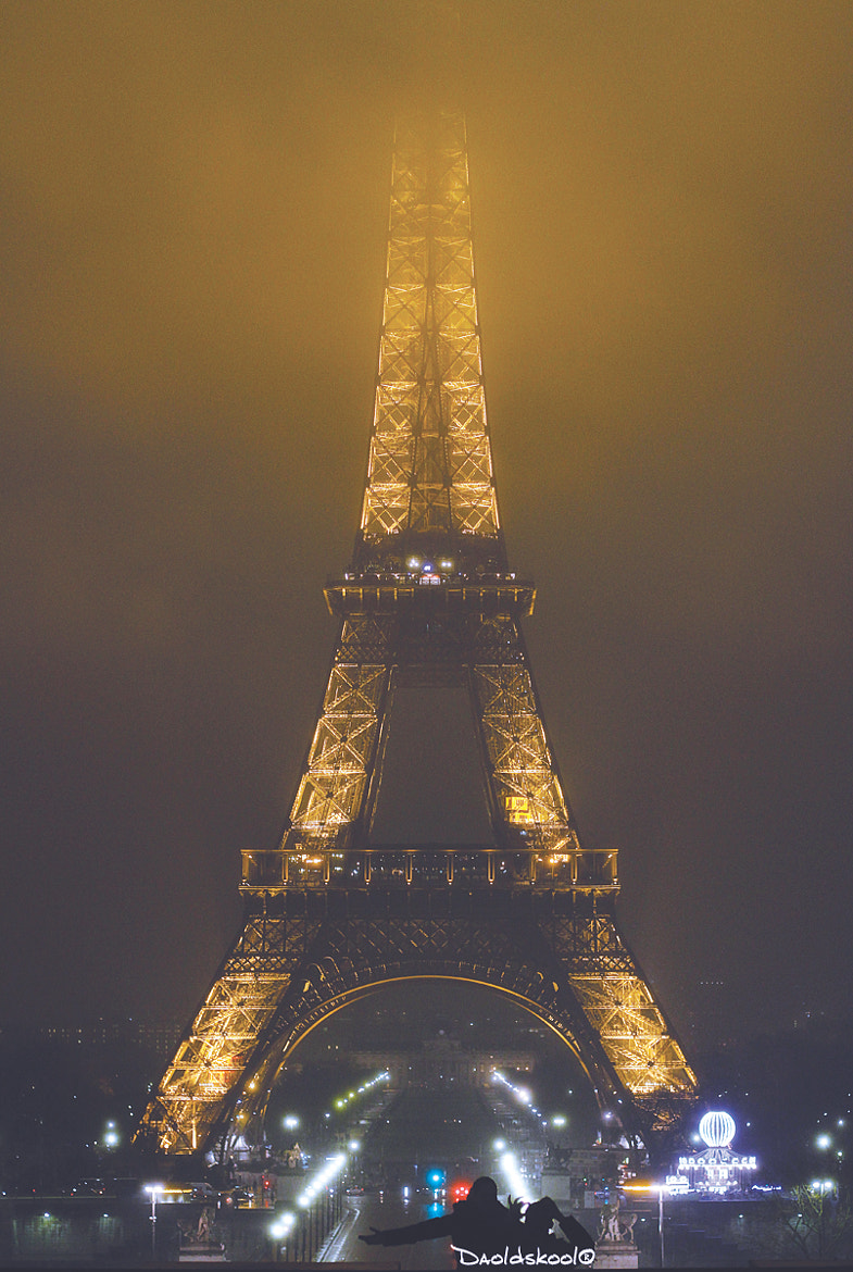 Photograph We're in Paris by Daoldskool  on 500px
