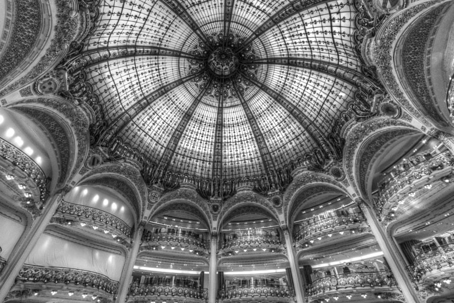 Galeries Lafayette, Paris 3