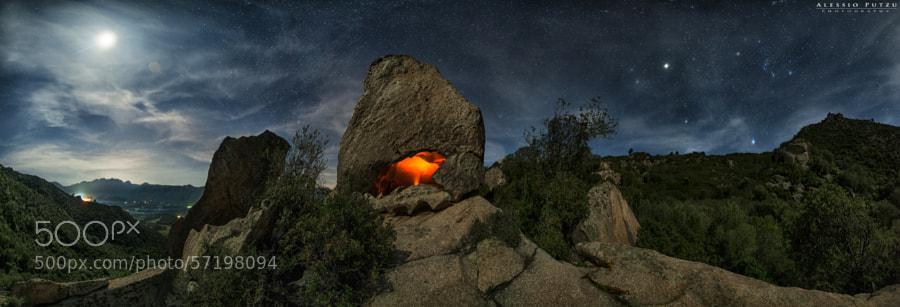 Photograph Pyramid Pano by Alessio Putzu on 500px
