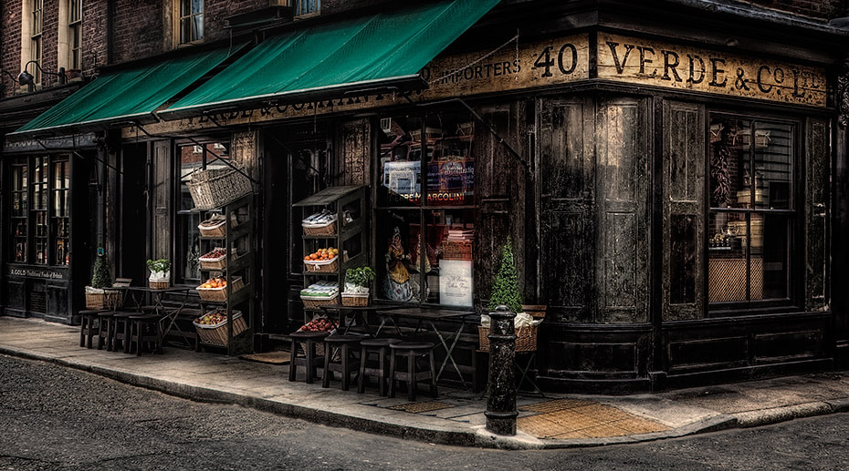 Photograph Verde & Co Ltd by Les Forrester on 500px