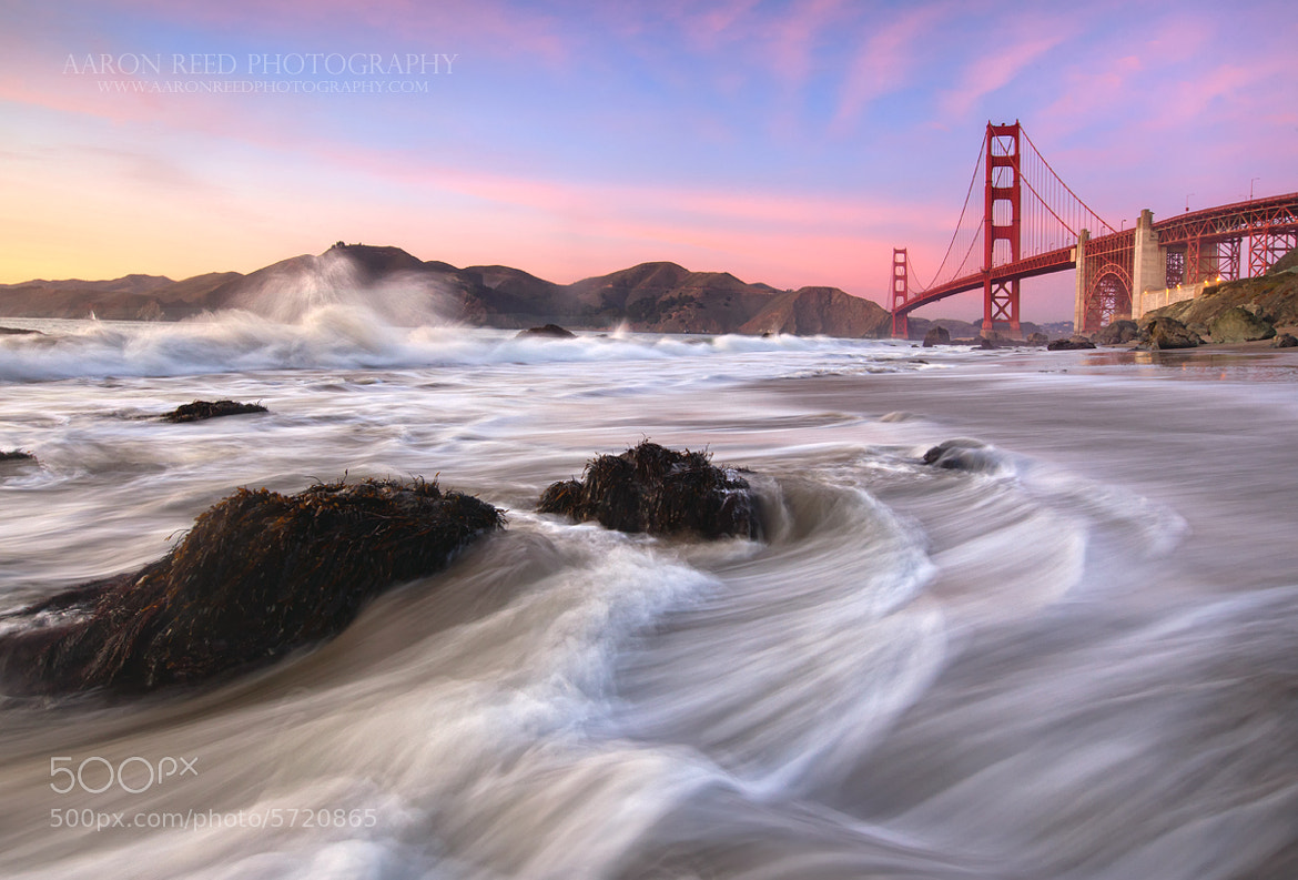 Photograph Bay Break by Aaron Reed on 500px