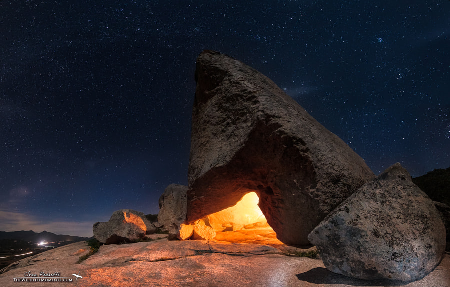 Photograph Fire inside, Stars outside. by Ivan Pedretti  on 500px