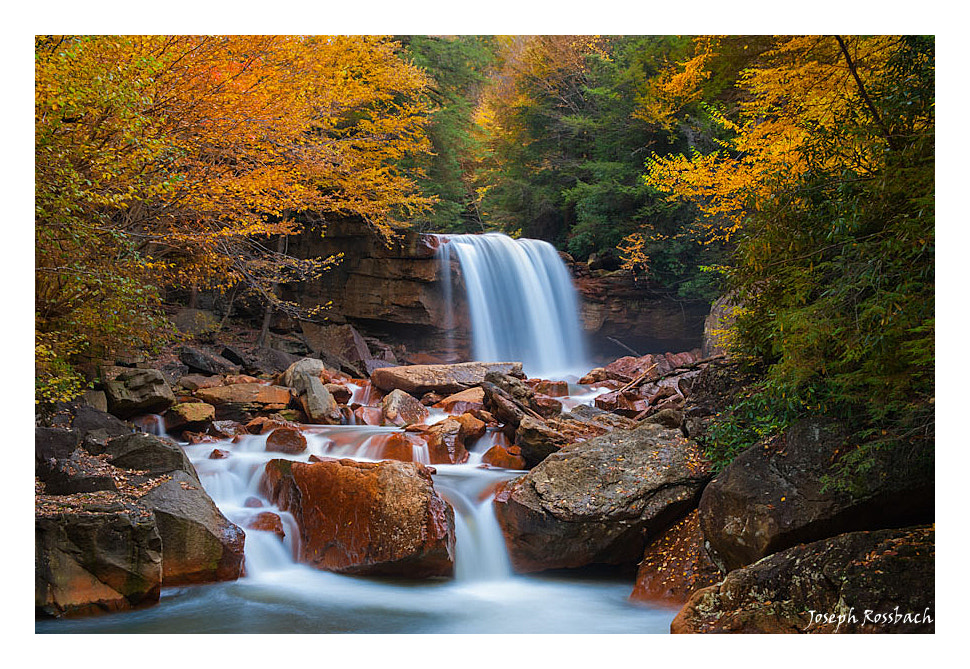 Photograph Douglas Falls by Joseph Rossbach on 500px
