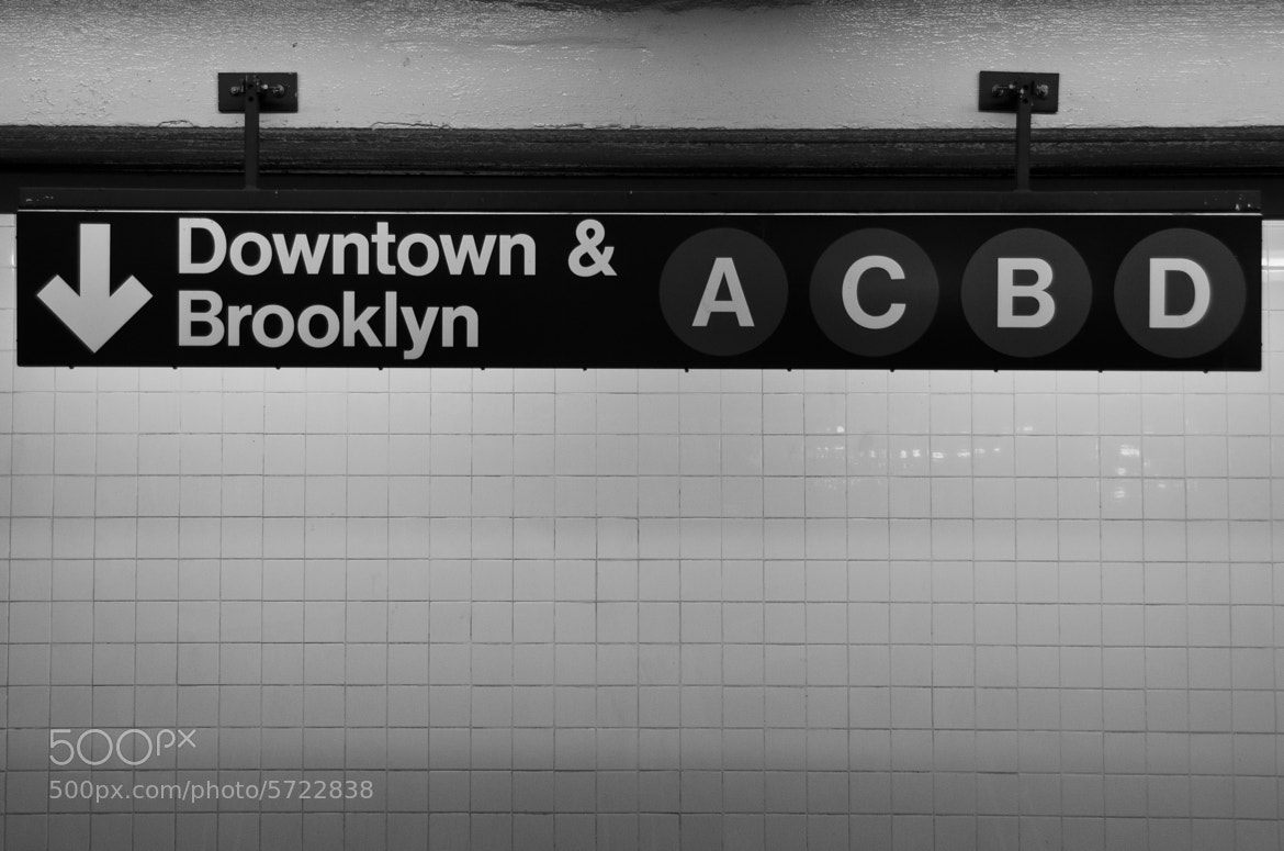 Photograph Downtown & Brooklyn by Stephen Krill on 500px