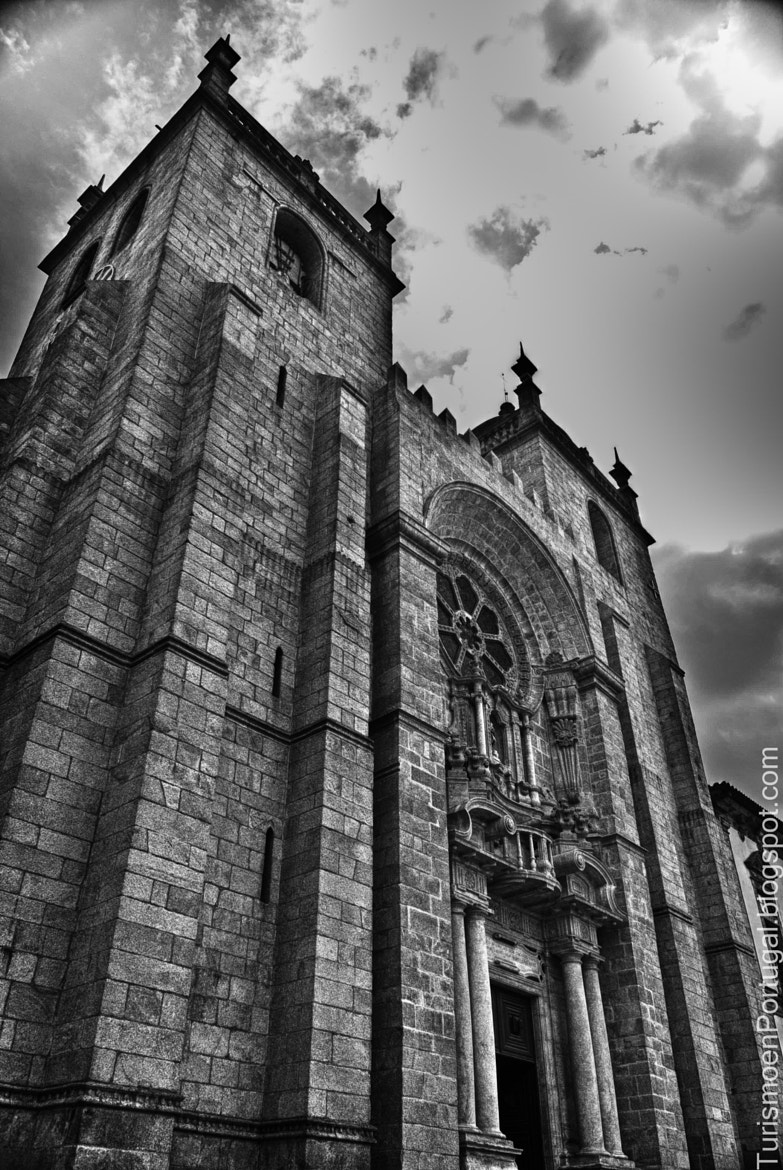 Photograph Porto Cathedral by Turismo EnPortugal on 500px