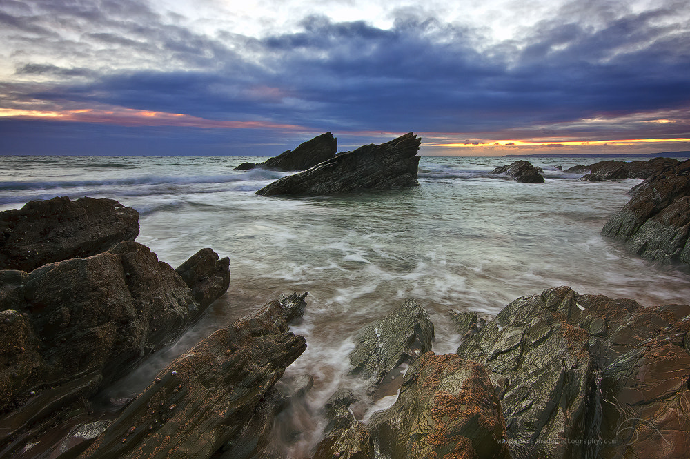 Photograph Day's end by James Parsonage on 500px