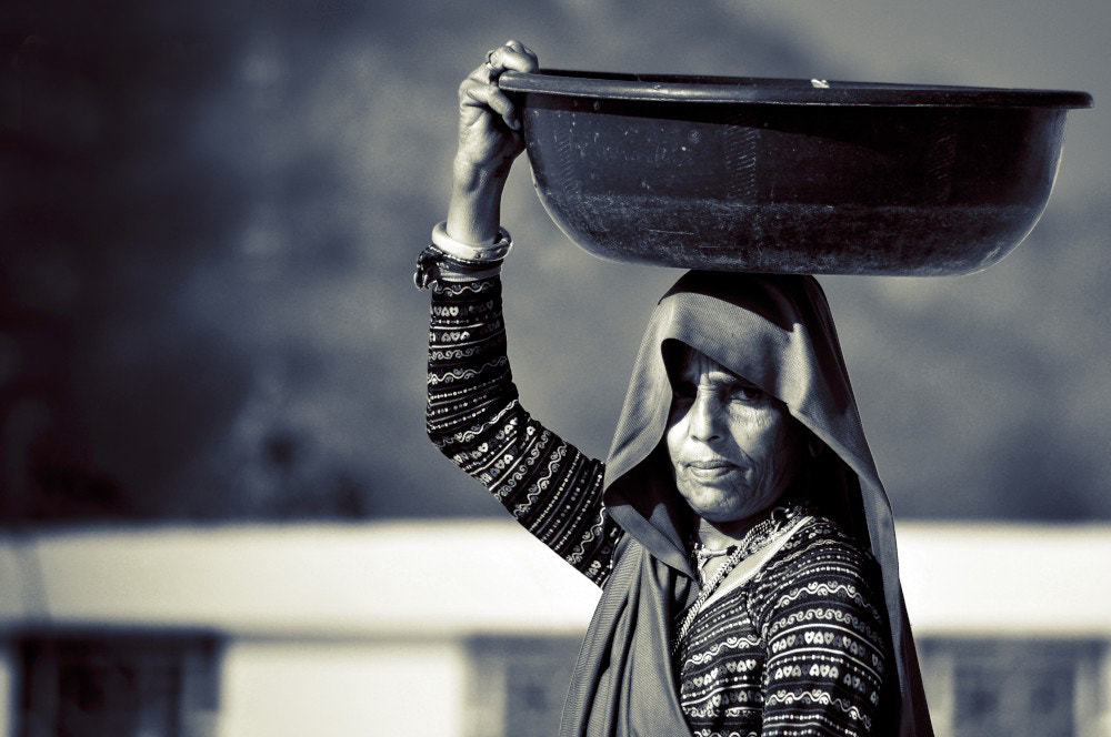 Photograph face of hardwork by Prakhar Photography on 500px