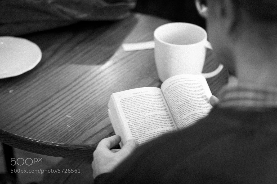 Photograph Starbucks Reader by Sam Jackson on 500px