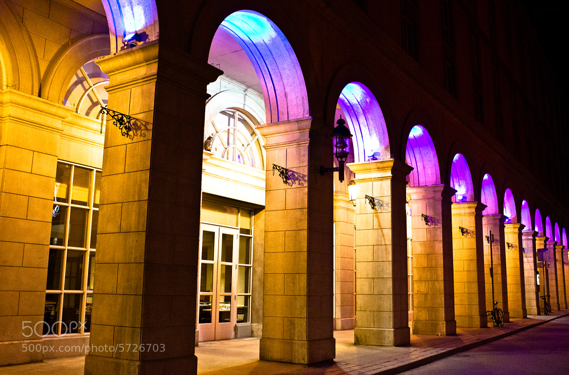 Photograph Olden Arches by Eric W Dunthorne on 500px