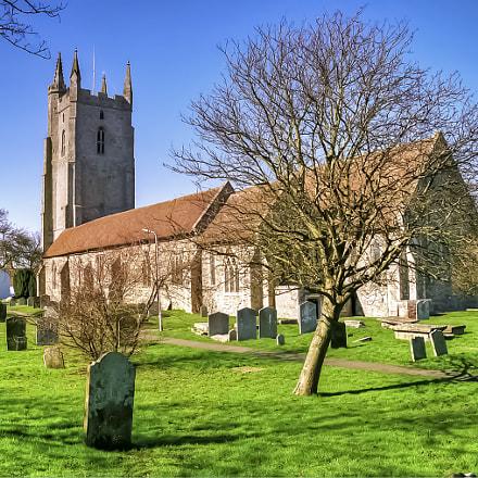 All Saints, Lydd, Kent