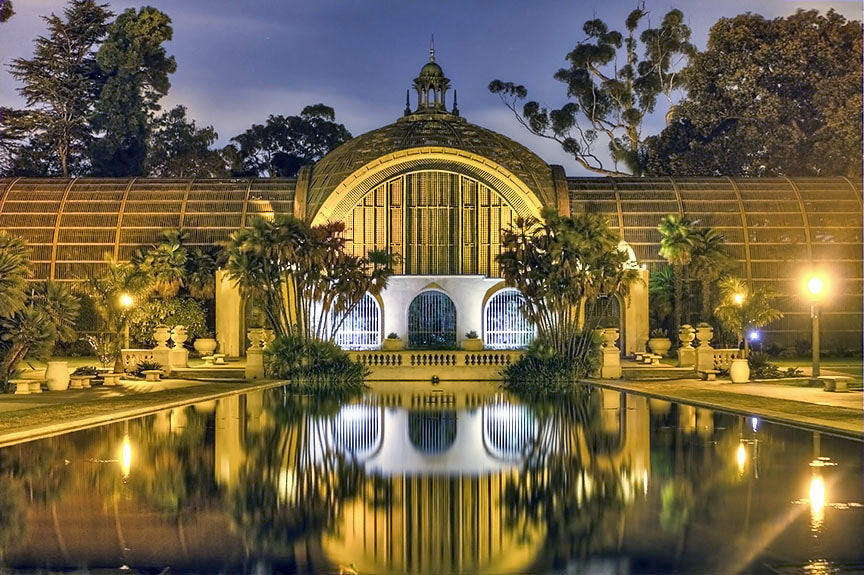 Photograph Botanical Garden, Balboa Park by Brian Frank Snapshots and HDR on 500px