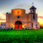 ������, ������: Sunset at St Rocco