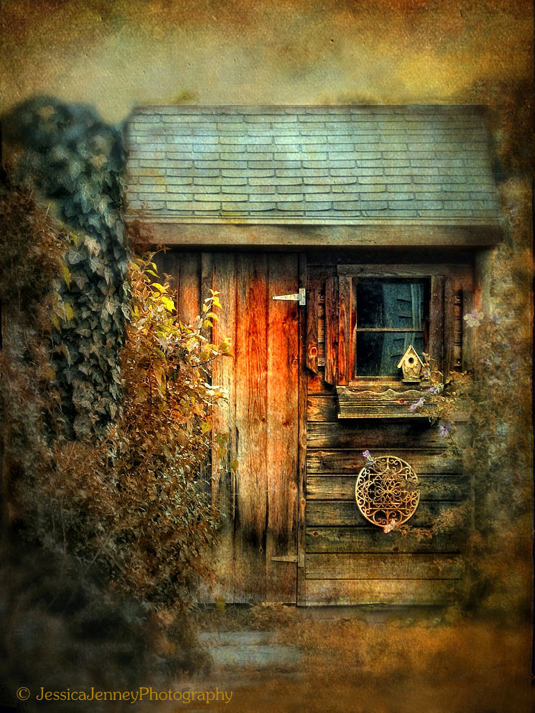 Photograph The Shed by Jessica Jenney on 500px