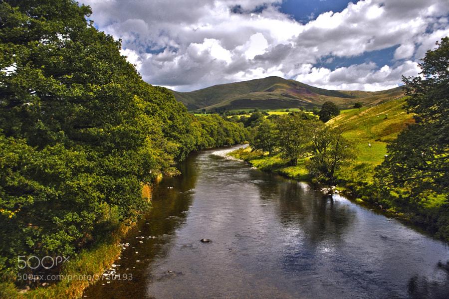 Photograph The River Lune by Sam Wilson | Cumbriacam on 500px