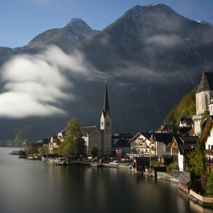 Misty Lake Town