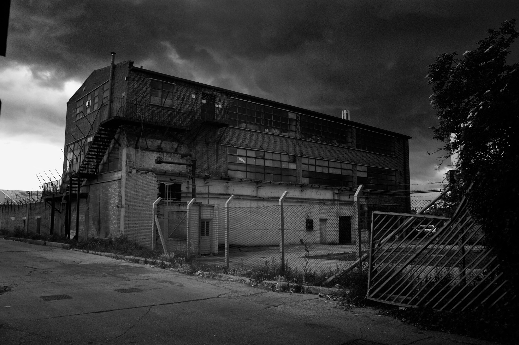 Photograph BC Industrious 2 by Brad Clark on 500px