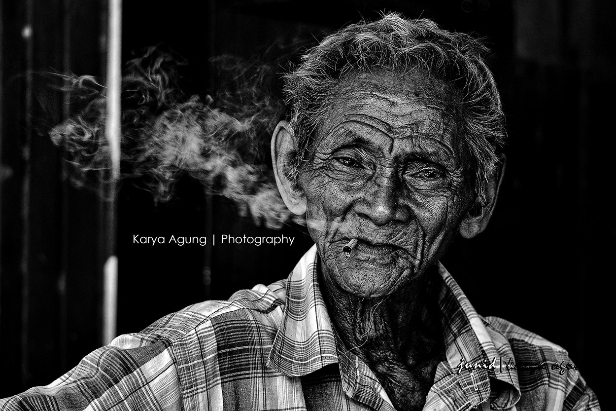 Photograph The Real Smoker by Junid Jumaat on 500px