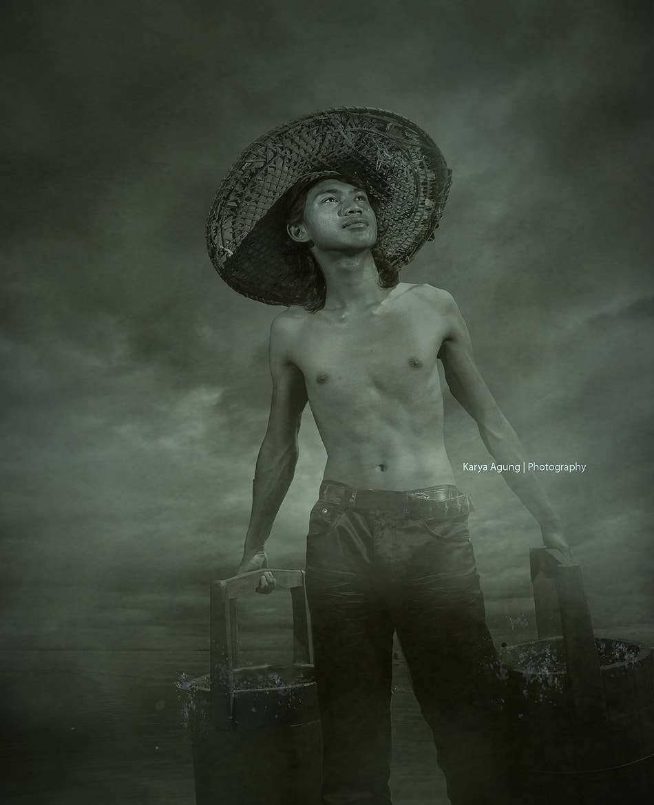 Photograph The Kampung Boy by Junid Jumaat on 500px
