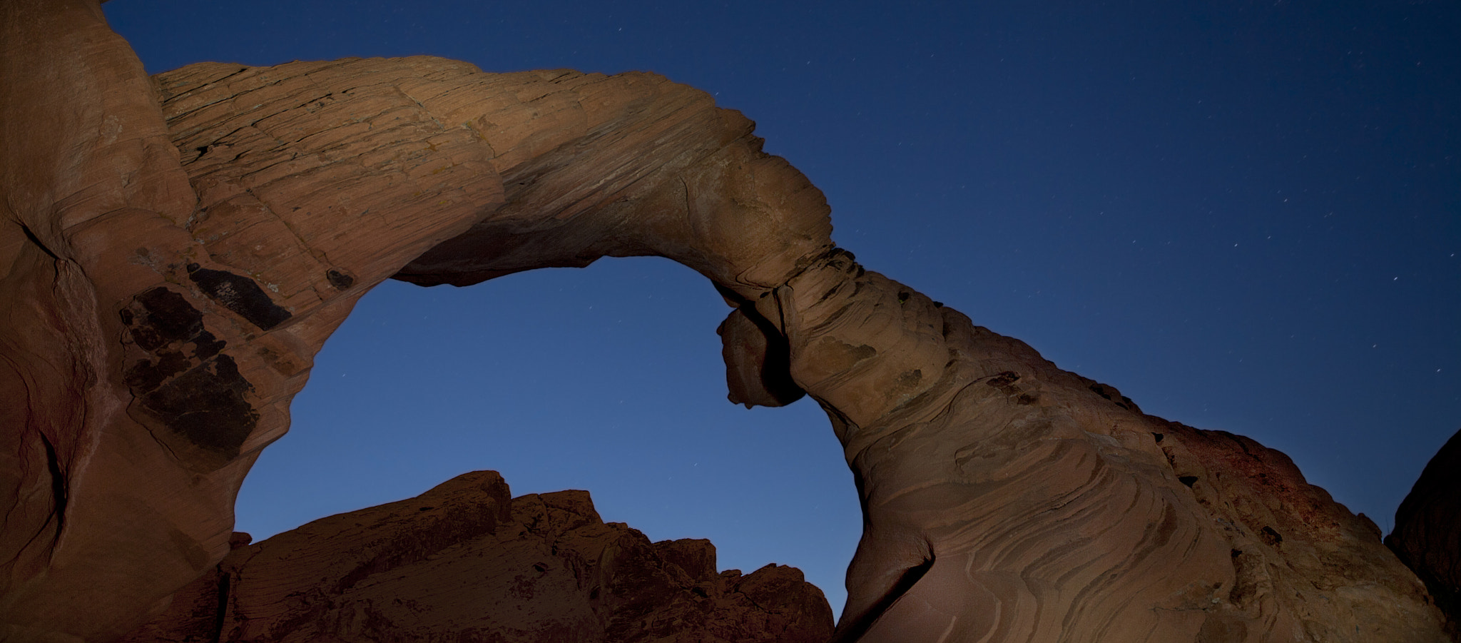 Photograph Arch Rock, Valley of Fire by Rich  Bitonti on 500px