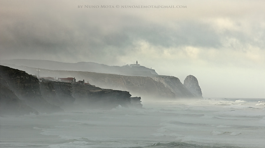 Photograph Cliffs of the Natural Park Sintra-Cascais by Nuno Mota on 500px