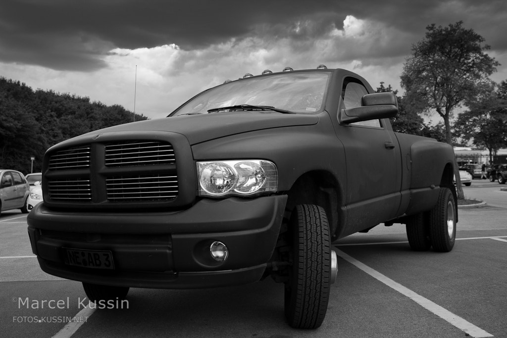 Photograph Bad Truck by Marcel K on 500px