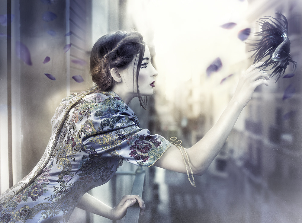 Photograph my little fish by Rebeca  Saray on 500px