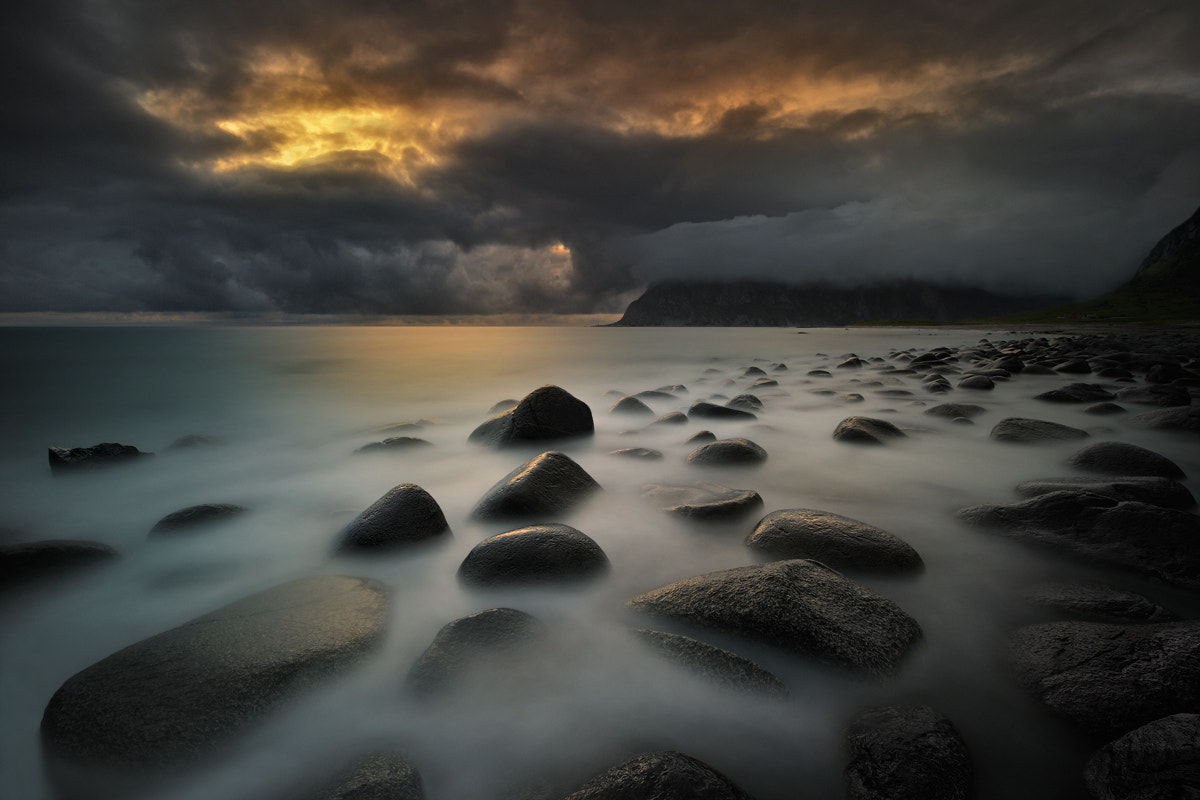 Photograph Disappearing Stones... by Pawel Kucharski on 500px