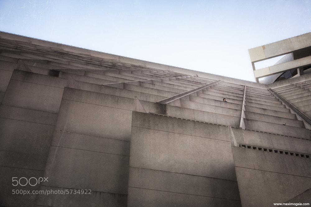 Photograph Concrete life by Maximus Gaia on 500px