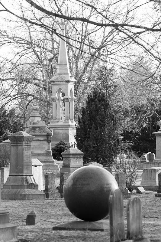 Photograph Forest Hill Cemetery by Fred Light on 500px
