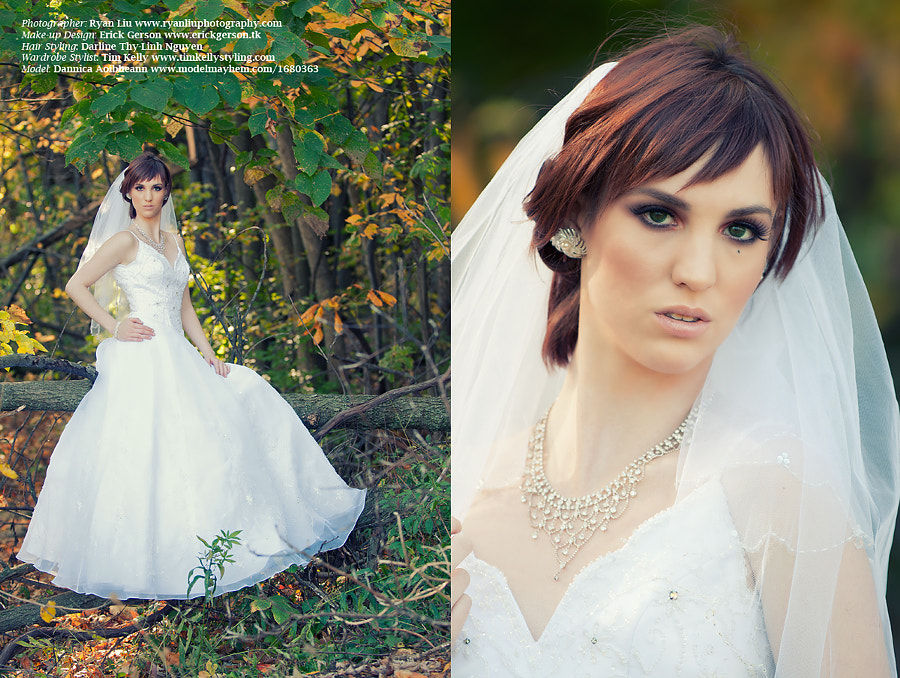 Fall Bridal - Dannica