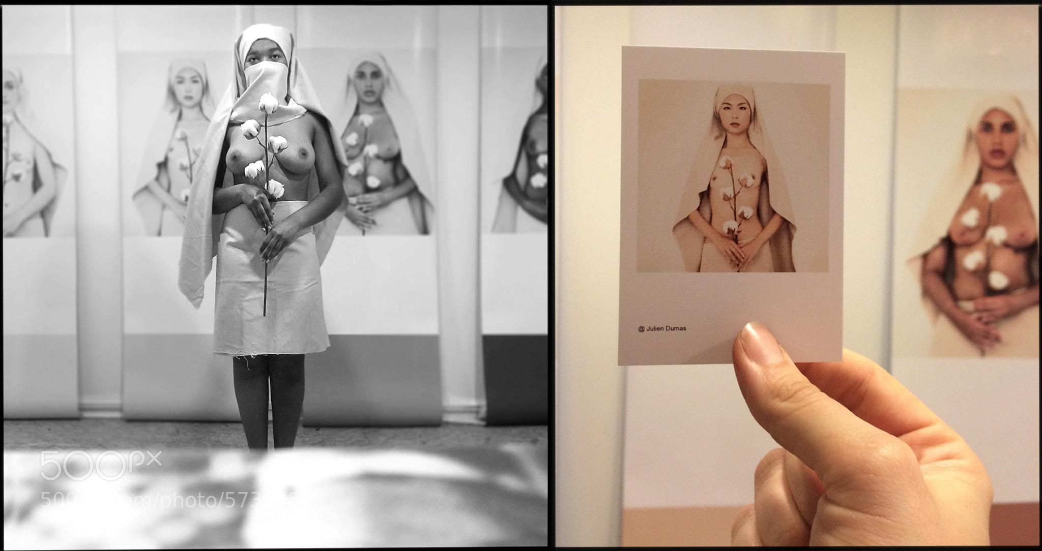 Photograph Vernissage & Performance Galerie Artyfact, Paris by Julien Dumas on 500px