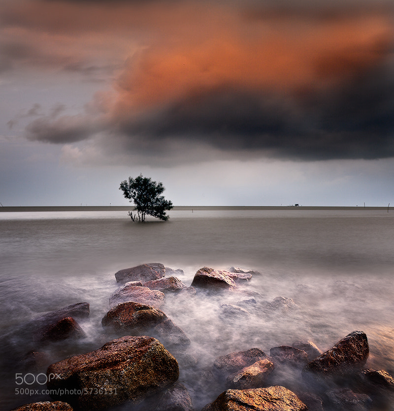Photograph Pantai Jeram by lim theam hoe on 500px