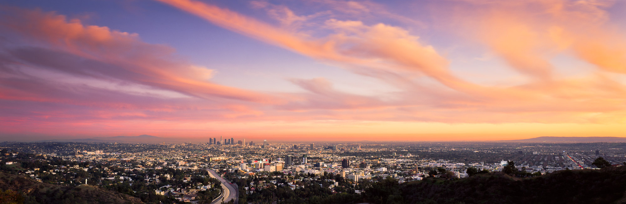 Photograph Downtown Los Angeles by John Chapple on 500px
