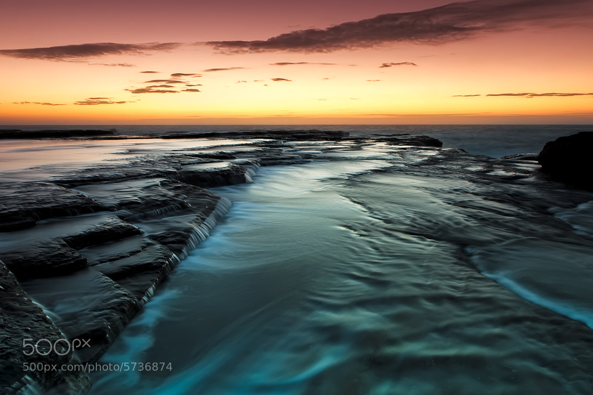 Photograph Flowing Down by Mark Lucey on 500px