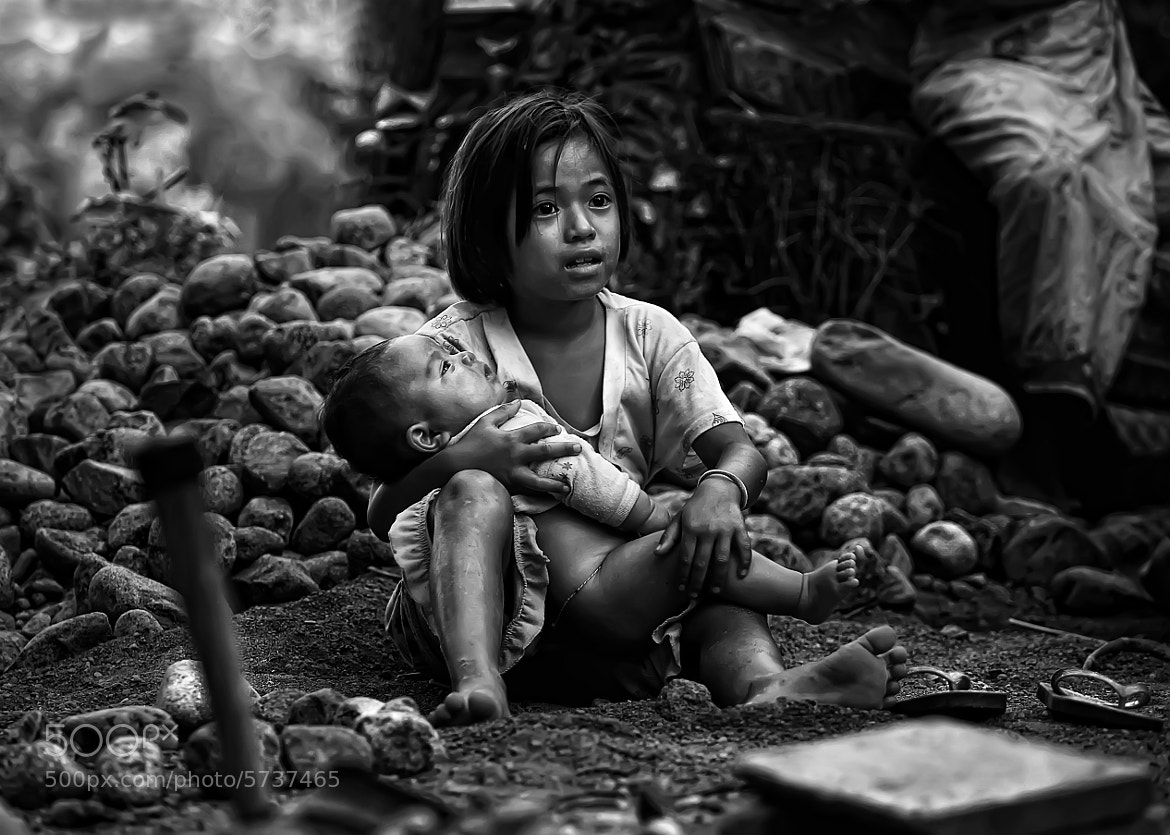 Photograph keeping sister by Adhi  Prayoga on 500px