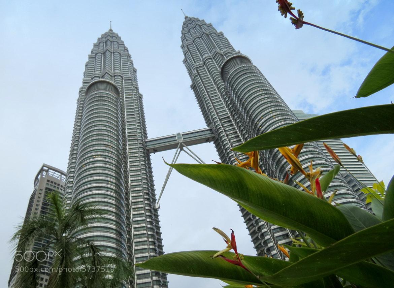 Photograph Petronas Towers by Venkitesh Harihara Sarma on 500px
