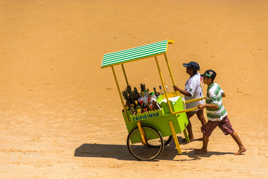 Photograph Selling Caipirinha by Dante Laurini on 500px