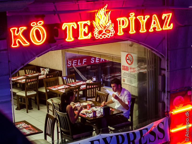 Köfte Piyaz - Istanbul