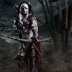 Постер, плакат: Sylvanas Windrunner WoW