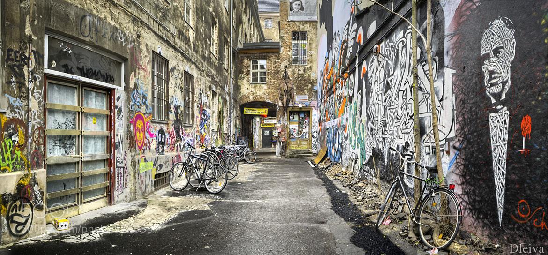 Photograph Calle en el Norte de Berlin by Domingo Leiva on 500px