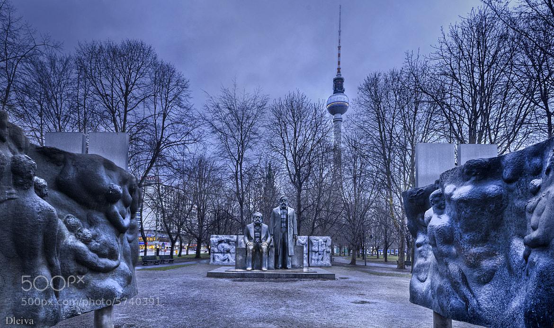 Photograph Marx Engels forum (Berlin) by Domingo Leiva on 500px