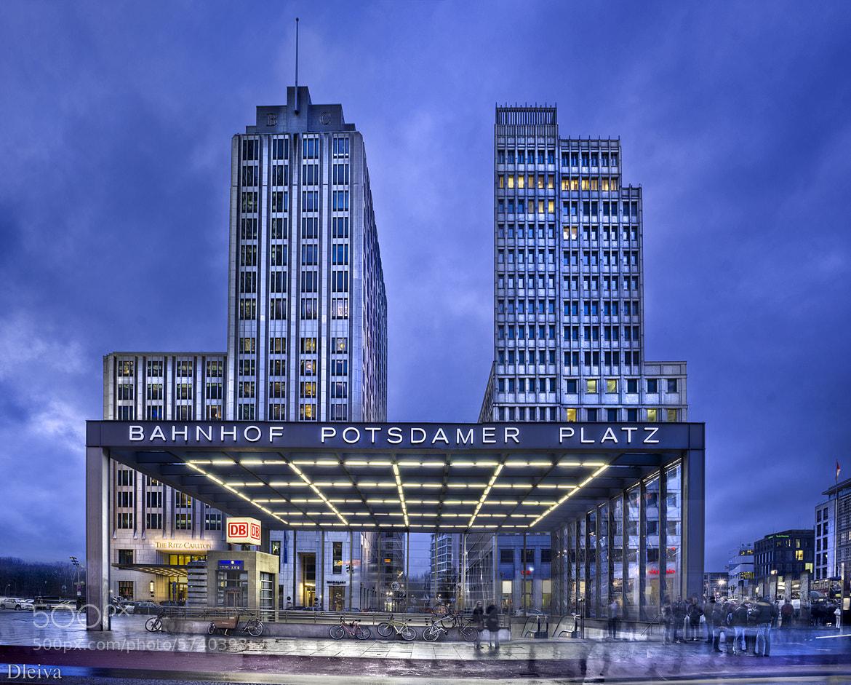 Photograph Posdamer Platz (Berlin) by Domingo Leiva on 500px