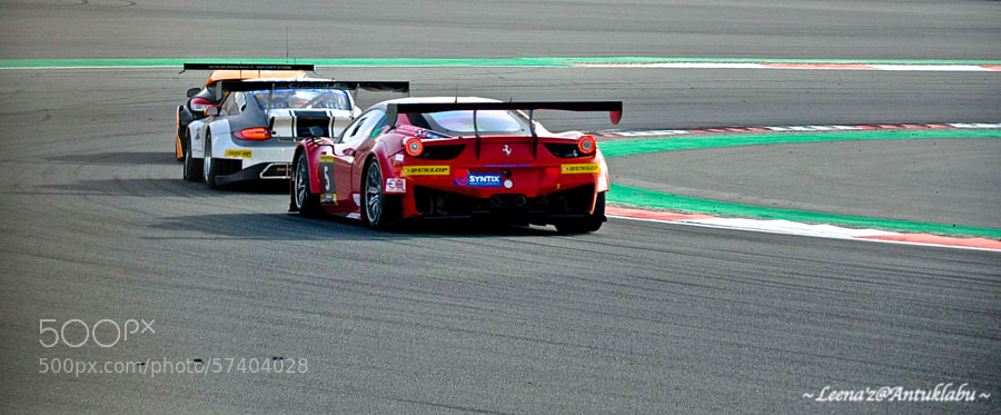 Dunlop 24H Dubai 2014...