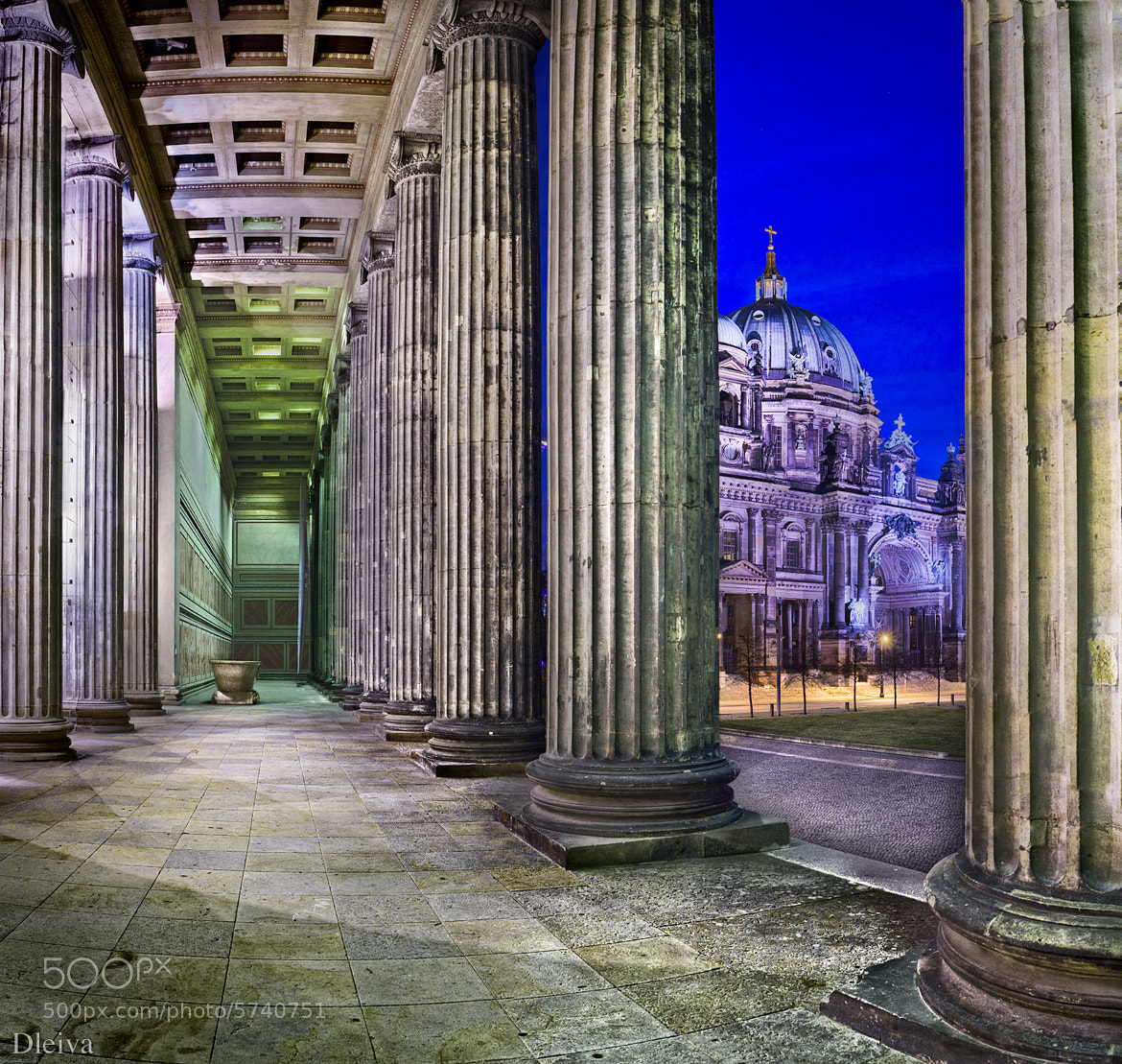 Photograph Catedral de Berlín  by Domingo Leiva on 500px