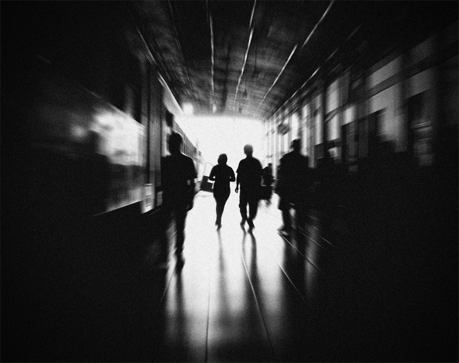 Photograph The Passage Of Time by Hengki Lee on 500px
