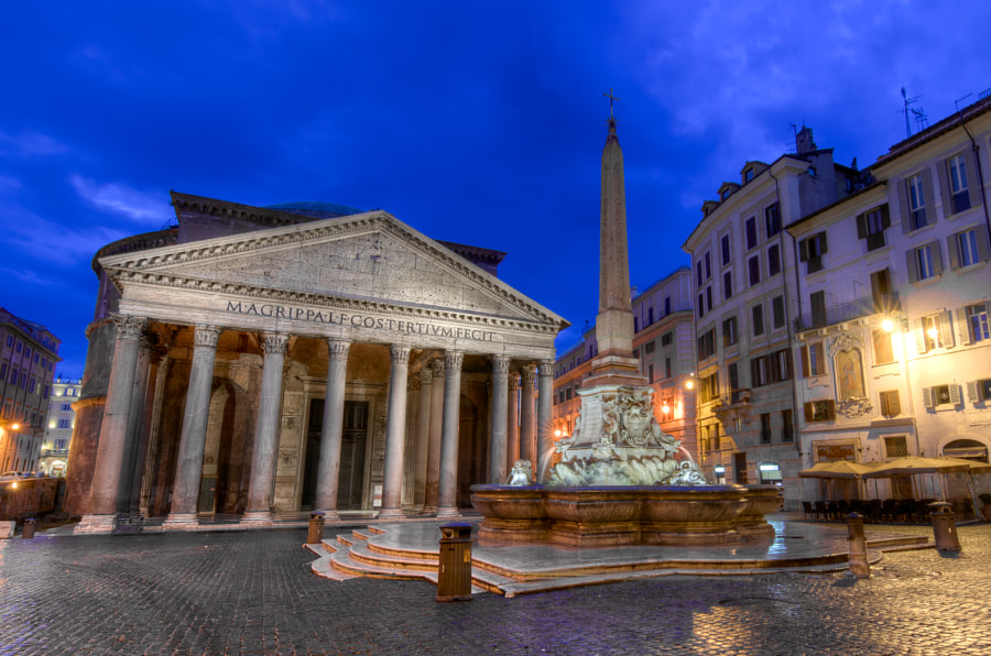 Photograph Pantheon by Alireza Behrooz on 500px