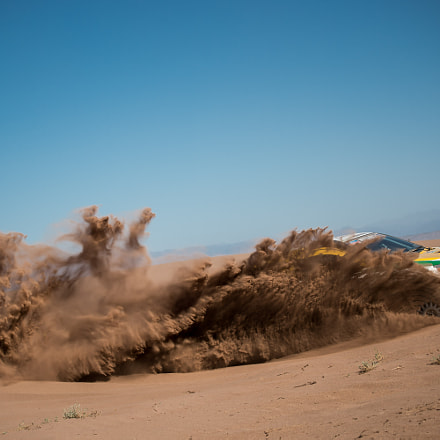 Mitsubishi ASX @Dakar 2014