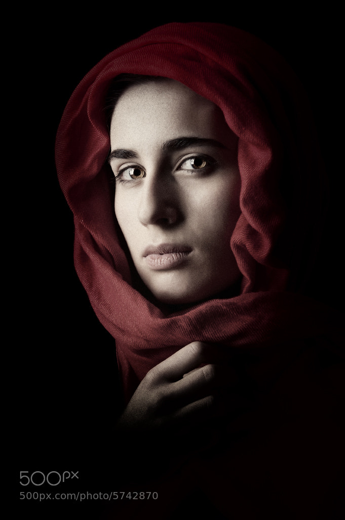Photograph The veil by Enzo Perrazziello on 500px