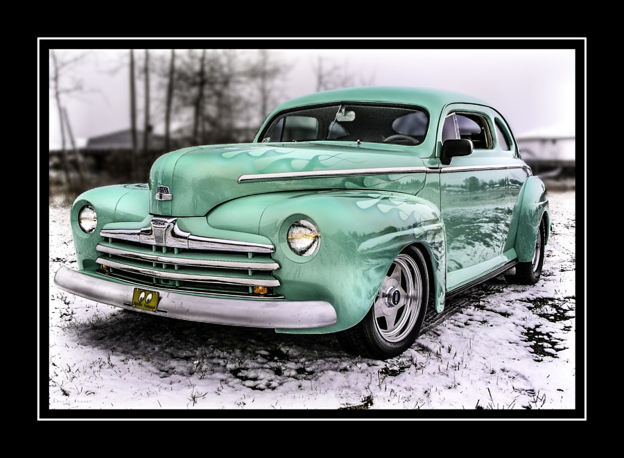 1947 Ford Deluxe V8